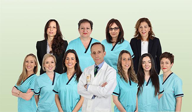 equipo profesionales clinica dental ausin