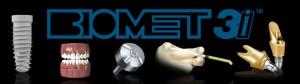 implantes dentales biomet 3i de calidad en Madrid