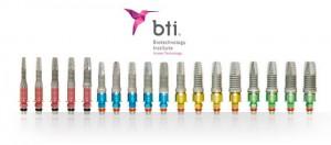 implantes dentales bti de calidad en Madrid