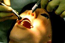 entrenar a futuros odontologos con robots