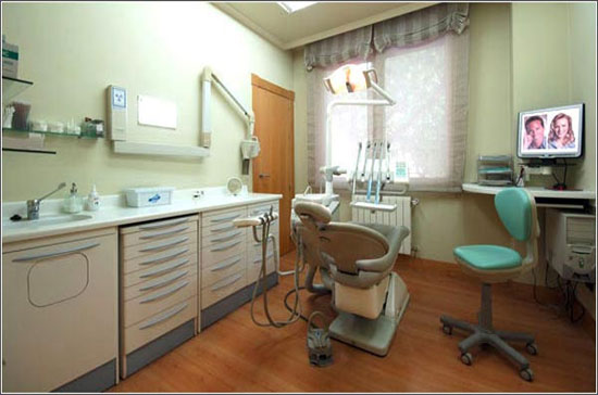 gabinete-endodoncia-estetica-dental-clinica-dental-velazquez-dentistas-madrid