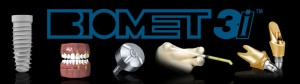implantes dentales biomet 3i de calidad en Madrid