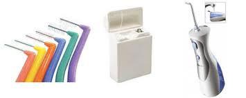 higiene de troneras en implantes dentales